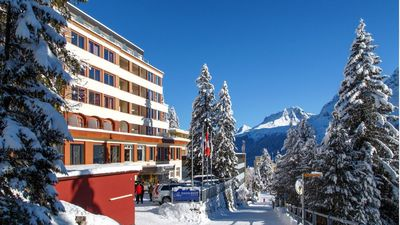 The Excelsior Hotel Arosa